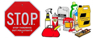 Stop Throwing Out Pollutants